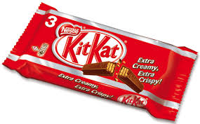 The most influential candy bar of all time!